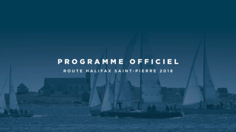 Programme Officiel de ROUTE Halifax Saint-Pierre 2018