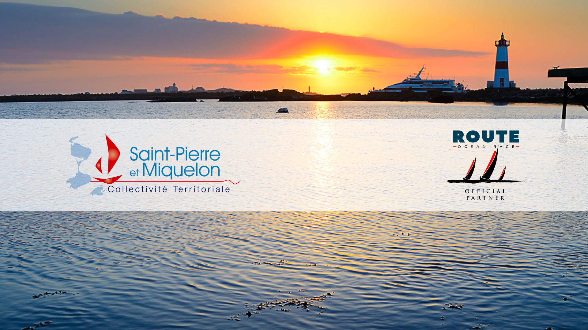 The Collectivité Territoriale de Saint-Pierre et Mqiuelon, Official PArtner of ROute Saint-Pierre et Miquelon